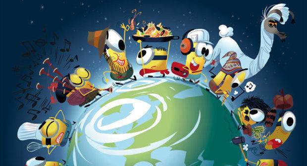 Výherci soutěže o 10 komiksů Mimoni Světoběžníci