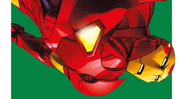 Výherci soutěže o 10x tři komiksy z edice Můj První komiks: Avengers, Spider-Man a Iron Man