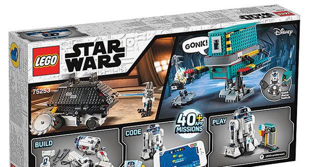 Velitel droidů: Programování ve světě Star Wars™