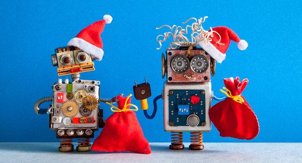Jak technologie a internet změnily Vánoce