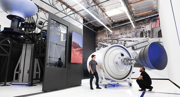 Největší 3D tiskárna bude stavět vesmírné lodě na jedno kliknutí
