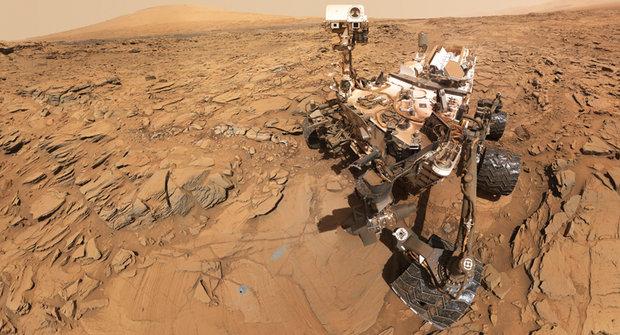 Co vyrábí kyslík a metan na Marsu? Tajemné chování plynů