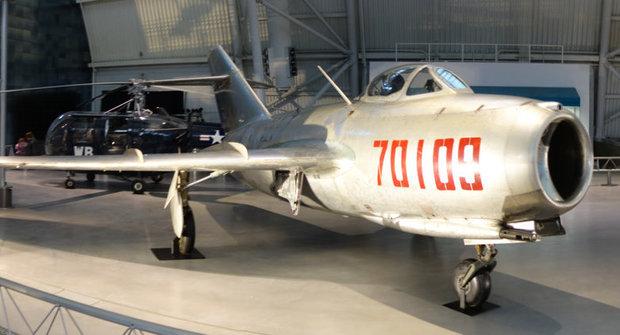 MiG-15: Sovětská proudová hrozba