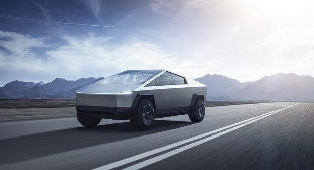 Tesla Cybertruck: Auto pro kolonizátory Marsu?