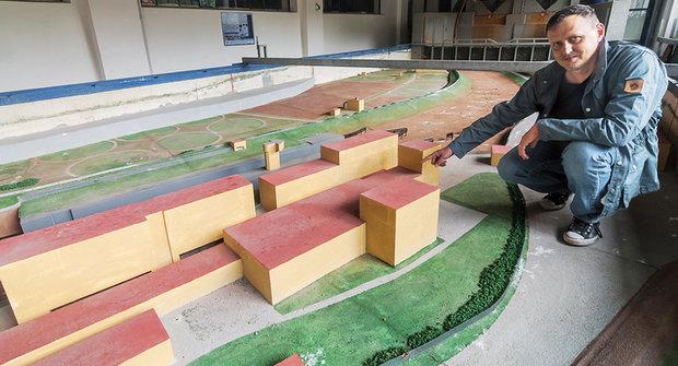 Modelové řeky: Jak se testuje vodní dílo