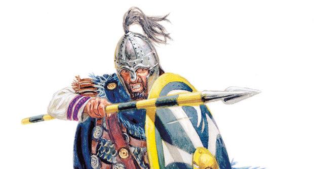 Věk barbarů 1: Vzhůru do chaosu stěhování národů