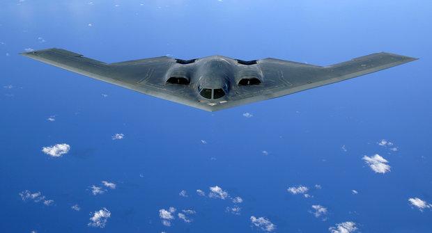 Americký bombardér B-2 Spirit: Neviditelný a nejdražší