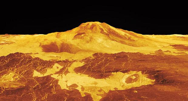 Soptící Venuše: Aktivní vulkány na druhé planetě
