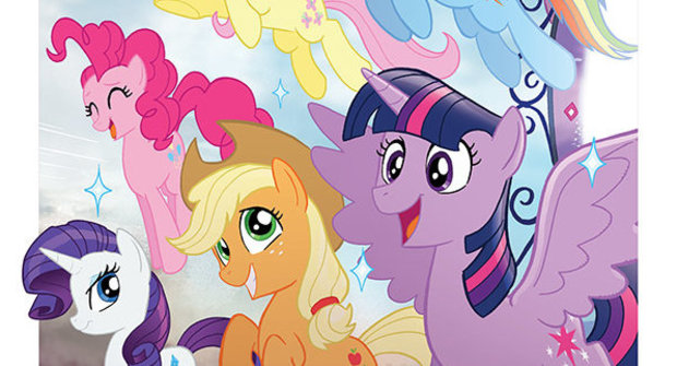 Soutěž o 5 komiksů My Little Pony