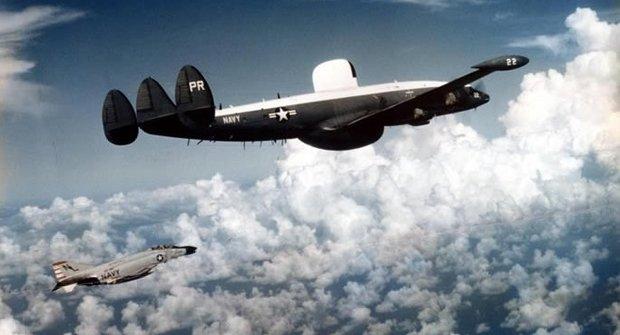 Letoun Lockheed EC-121 Warning Star: Spolehlivý stroj, který uměl včas varovat