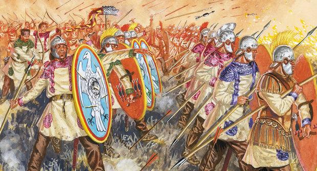 Věk barbarů 3. díl: Poslední Říman