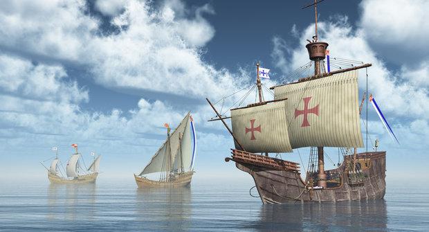 Kryštof Kolumbus: Výpravy do neznámého světa