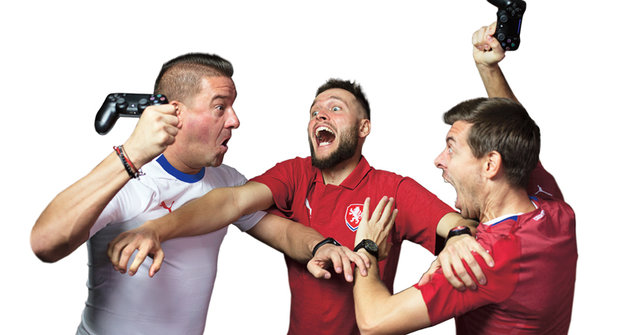 E-sport v Česku: První výkop české efotbalové reprezentace