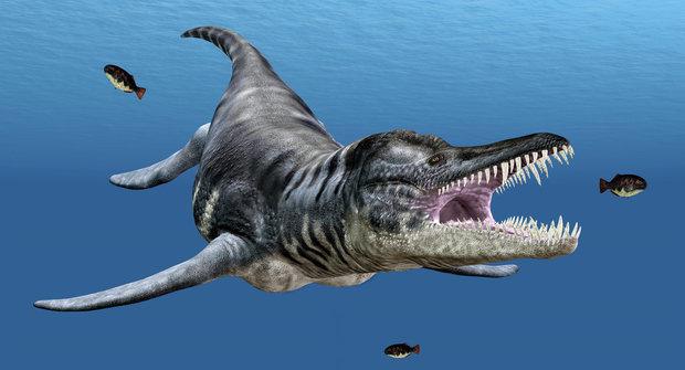 10 gigantů: Monstra z pravěkých moří