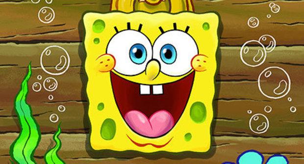 Soutěž o 5 komiksů SpongeBob od nakladatelství CREW