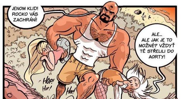 Komiks s rozumem II - 11. díl: Jak zaujmout vydavatele