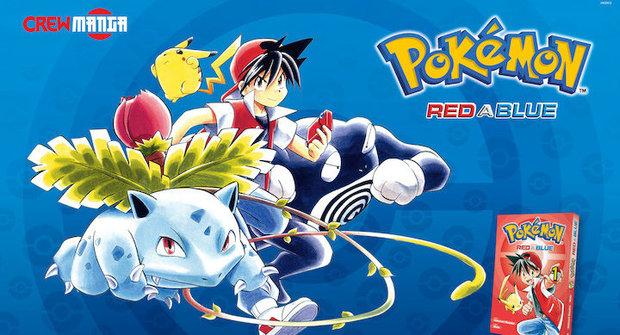 Výherci soutěže časopisu Mateřídouška o 3 komiksy Pokémon: Red a Blue 1