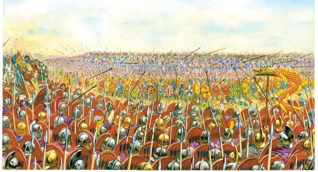 Pád Římské říše: Jak barbarští Gótové dorazili kdysi mocné impérium