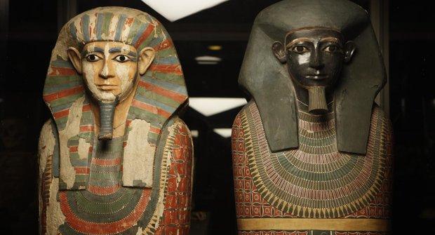 Objevy díky technologiím: Pohled pod povrch egyptských mumií
