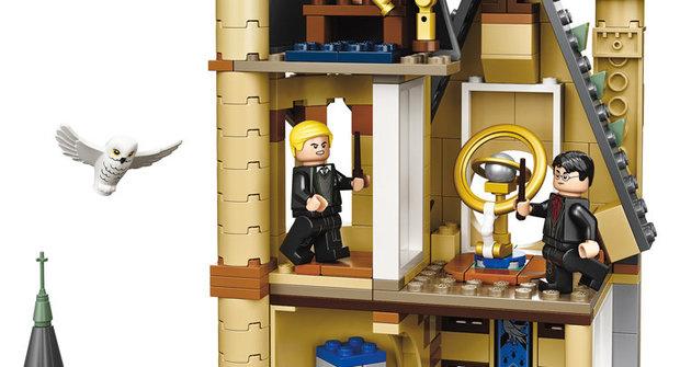 LEGO Harry Potter: Astronomická věž v Bradavicích