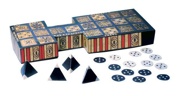 Desková hra z Ur: Pravidla a rozšíření k deskovce z ábíčka
