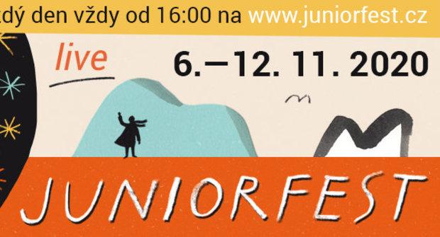 Juniorfest: Filmy, dokumenty a zábava online