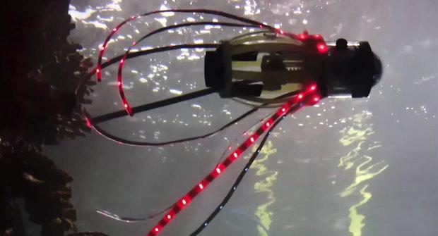 Plovoucí robot: Squidbot se chystá na průzkum korálových útesů