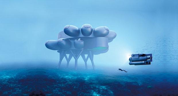 Podmořská laboratoř Proteus: Mezinárodní vesmírná stanice na dně Karibiku