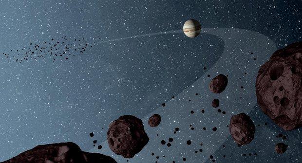 Průvodce Sluneční soustavou: Planetky a trpasličí planety