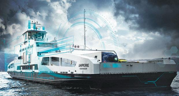 Elektrické lodě: Nafta vs. baterie - jaká je budoucnost mořeplavby?