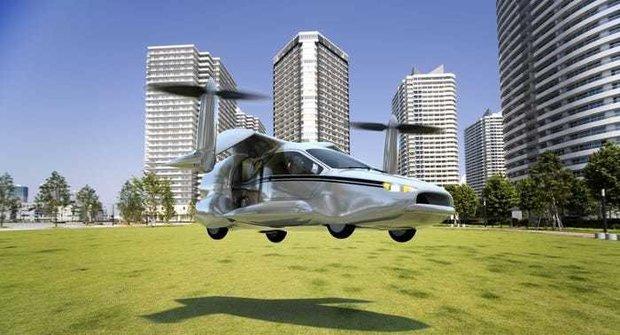 Budoucnost dopravy: Mořský transformer, létající auta i náklaďák
