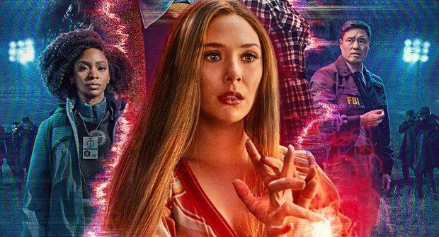 Marvel šokuje! WandaVision odhaluje budoucnost dalších filmů?