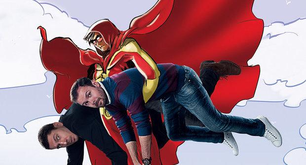 Dechberoucí Zázrak: Superhrdina Pérák není sám