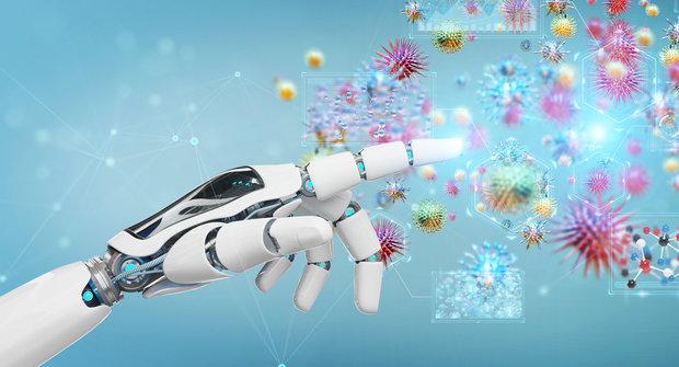 Biomedicína: Jak vědci učí mikroroboty plavat, myslet a léčit