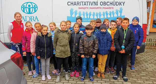 Zlatý oříšek ABC: Lubiňáčci pomáhají českým menšinám v Chorvatsku i na Ukrajině