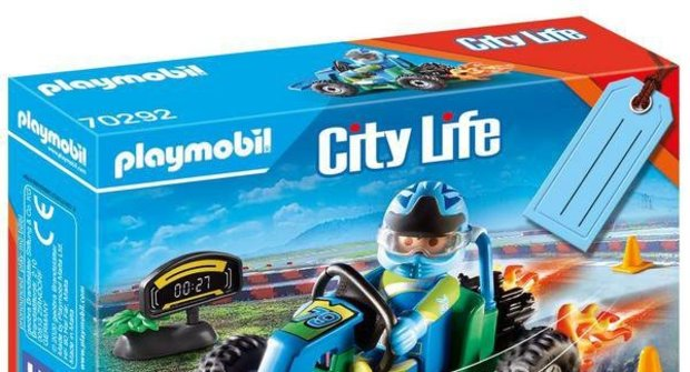 Soutěž o 10 stavebnic Playmobil