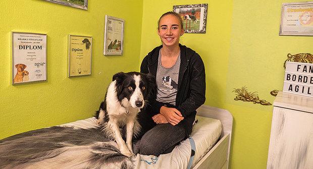 Zlatý oříšek ABC: Natálie Mlejnková potvrzuje, že pes je nejlepším přítelem člověka