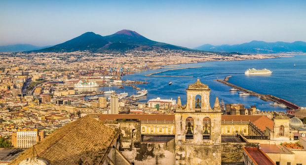 Věda očima studentů: Časovaná bomba aneb život ve stínu Vesuvu