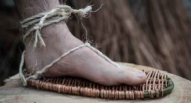 Košíkářská škola pletení: Boty keltských vynálezců