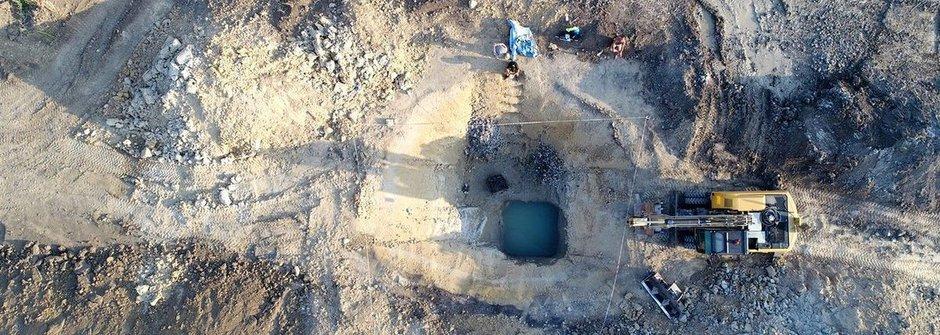 Nejstarší studna v Evropě objevena pod českou dálnicí!