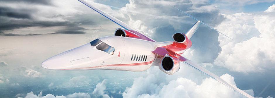 Aerion: Supersonika se vrací