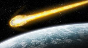 Nad hlavou nám září československá kometa