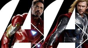 Iron Man, Thor a Captain America ukazují, jak budou vypadat Mstitelé