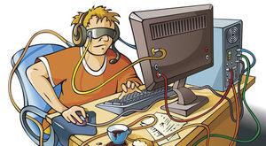 Internet jako droga: Dokážete se odtrhnout od počítače?