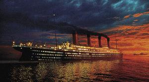 Potopení Titaniku: Drama před 100 lety