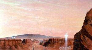 Jak vypadají Marťani? Hledání života na rudé planetě