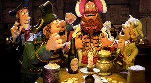 Recenze: Vtipní Piráti bojují proti královně