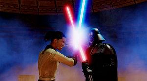 8 důvodů proč zkusit hru Kinect Star Wars: Kdo chce být Jedi?