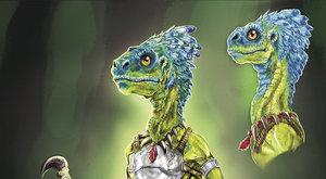 Bláznivá evoluce: Mohli vzniknout inteligentní dinosauři?