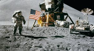NASA navrhuje směrnice na ochranu známých pamětihodností na Měsíci